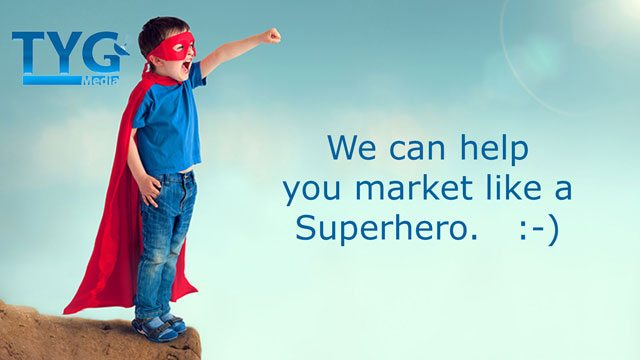 Market Like a Superhero