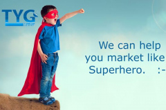 Market Like a Superhero