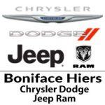 Boniface Hiers Chrysler Dodge Jeep Ram